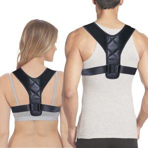 Adjustable Posture Corrector Back Shoulder Support Correct Brace Belt Men Women