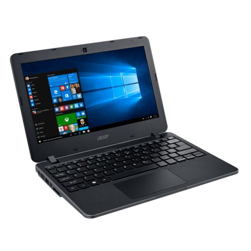 Acer TravelMate B117-M-P4VH Notebook Quad Core N3710 SSD matt HD Windows 10