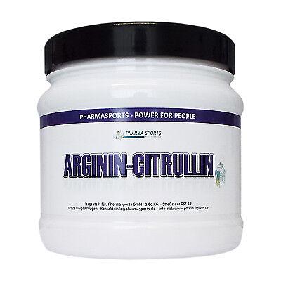 Pharmasports 240 Big Kapseln L-Arginin + L-Citrullin 4400mg