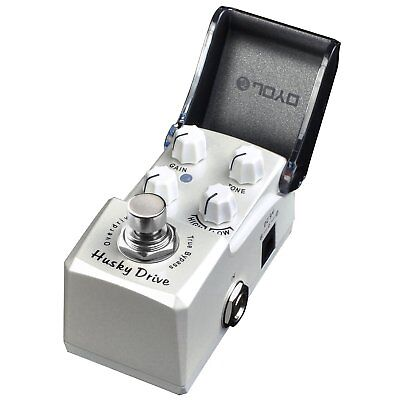 JOYO JF-314 Husky Drive Overdrive Electric Guitar Pedal IronMan Series