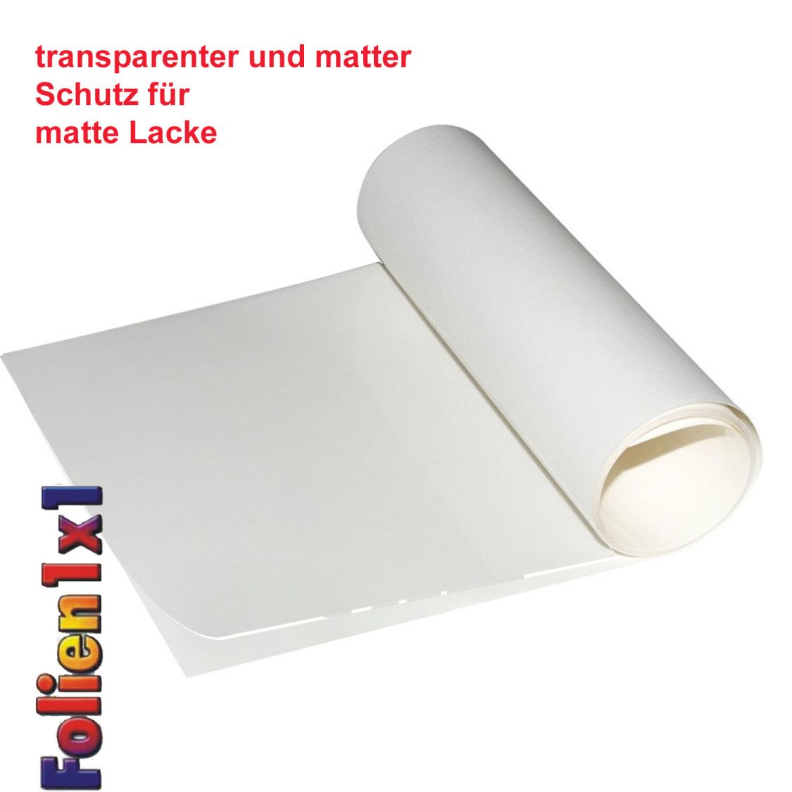 matt transparente Lackschutzfolie Xpel Stealth 100cm x 12cm x0,16mm matte Lacke