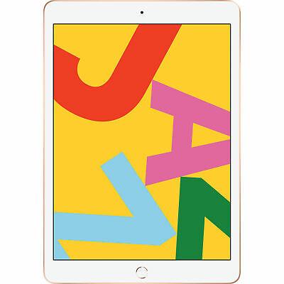 Apple iPad 10.2 (2019) 128GB Wifi - Gold