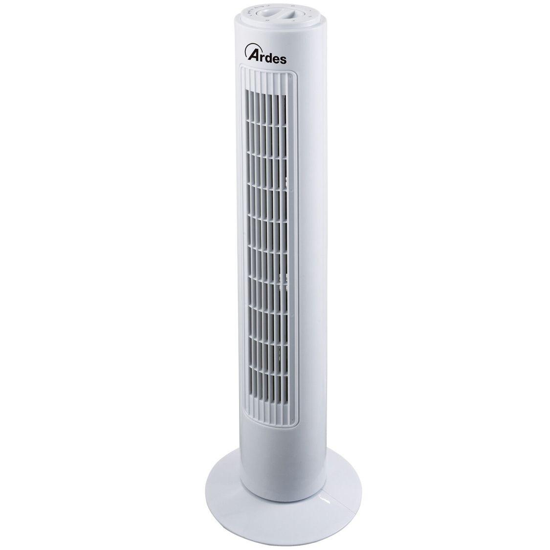 Turmventilator Standventilator Ventilator Windmaschine Luftkühler Lüfter 50 W
