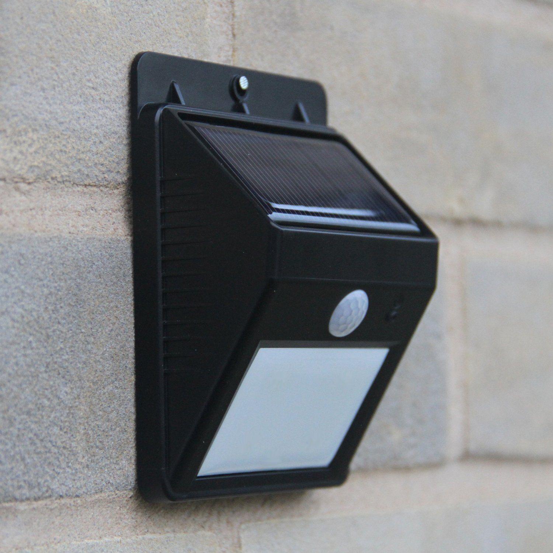 Motion Detector Lights