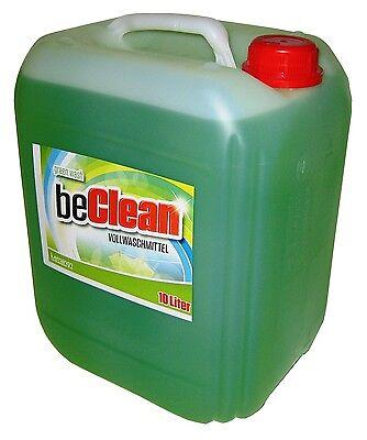 Flüssigwaschmittel GREEN WASH 10l Vollwaschmittel