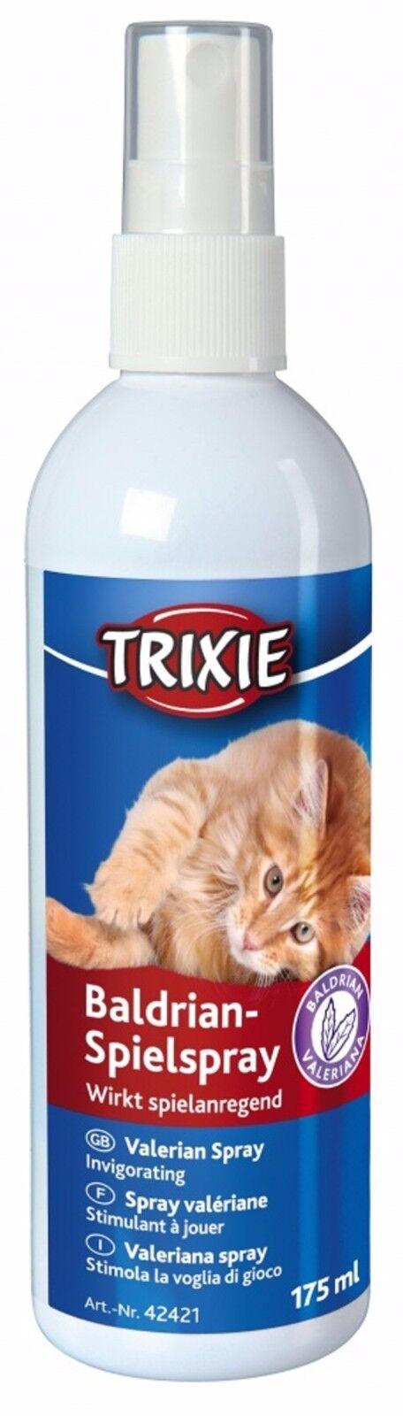 Trixie Baldrian- Spielspray für Katzen