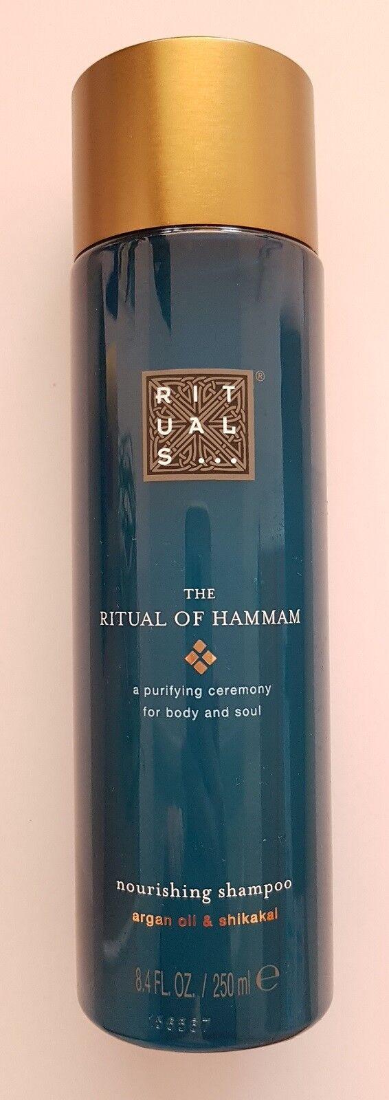 RITUALS * The Ritual of Hammam Shampoo * 250ml * PFLEGE Reinigung Arganöl Argan