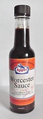 Worcester Sauce 140 ml Würzsauce von Appel