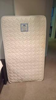 Boori Country Innerspring Mattress For Cot