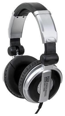 DJ PA HiFi Bügel Kopfhörer Ohrhörer Headphones für Mp3-Player Keyboard E-Drum
