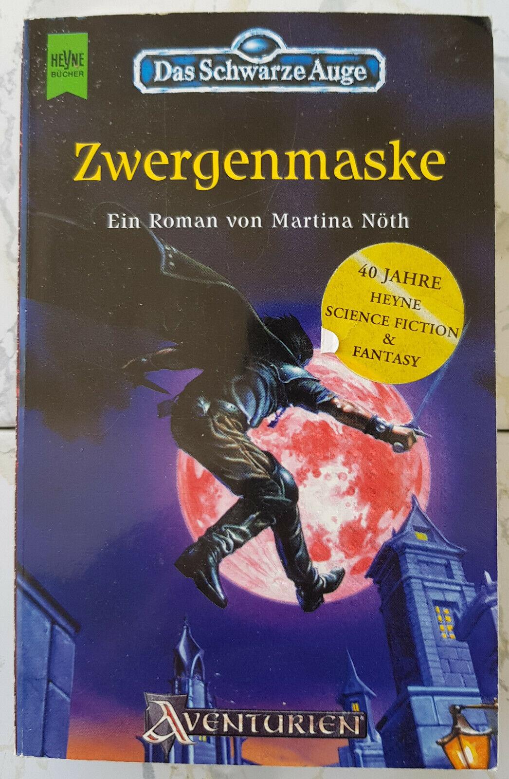 DSA - Zwergenmaske (ISBN 9783453178854) (2000), DAS SCHWARZE AUGE