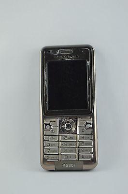 Sony Ericsson K530i - Schwarz UMTS Handy ohne OVP #6F