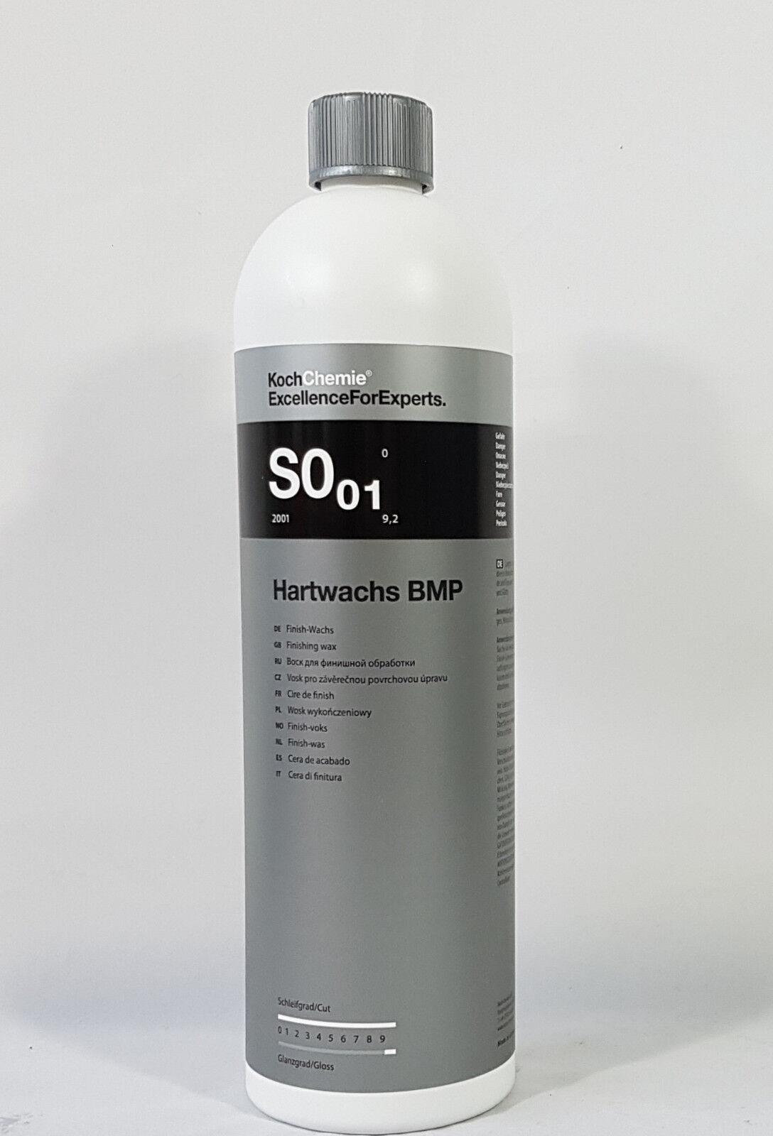 Koch Chemie SO.01 Hartwachs BMP Finish Wax 1L.