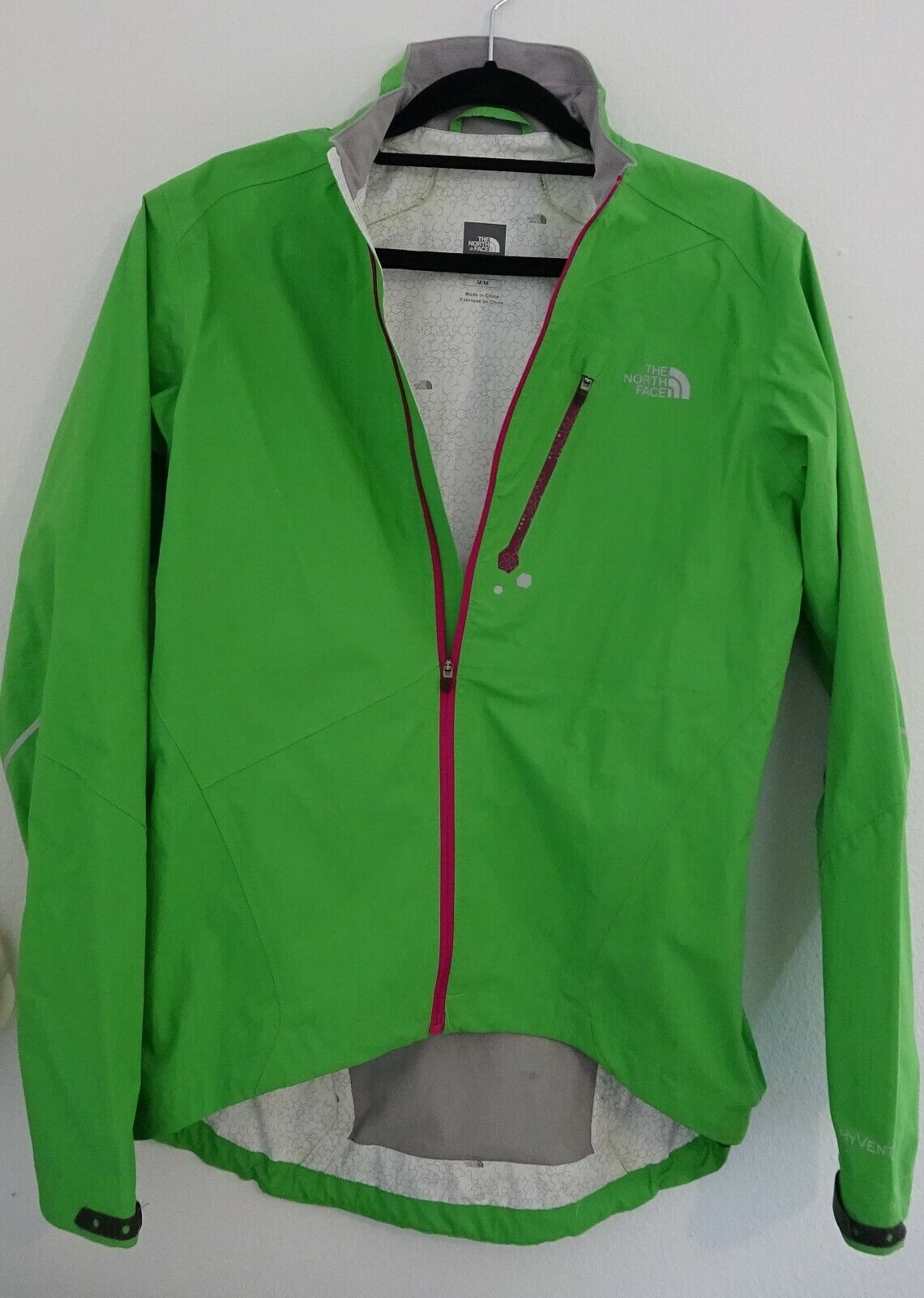 The North Face Damen Regenjacke Hyvent Gr. M NW