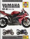 2004-2006 HAYNES YAMAHA MOTORCYCLE YZF-R1 SERVICE REPAIR MANUAL  (4605)  (978)