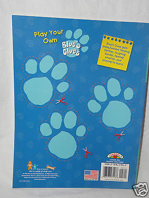 new blues clues paint and water coloring book a day at the beach