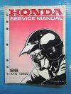 Honda 1986 ATC125M Service Repair Shop Manual