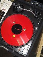 Technics SL-1200MK2 Quartz Direct Drive DJ Turntable Black