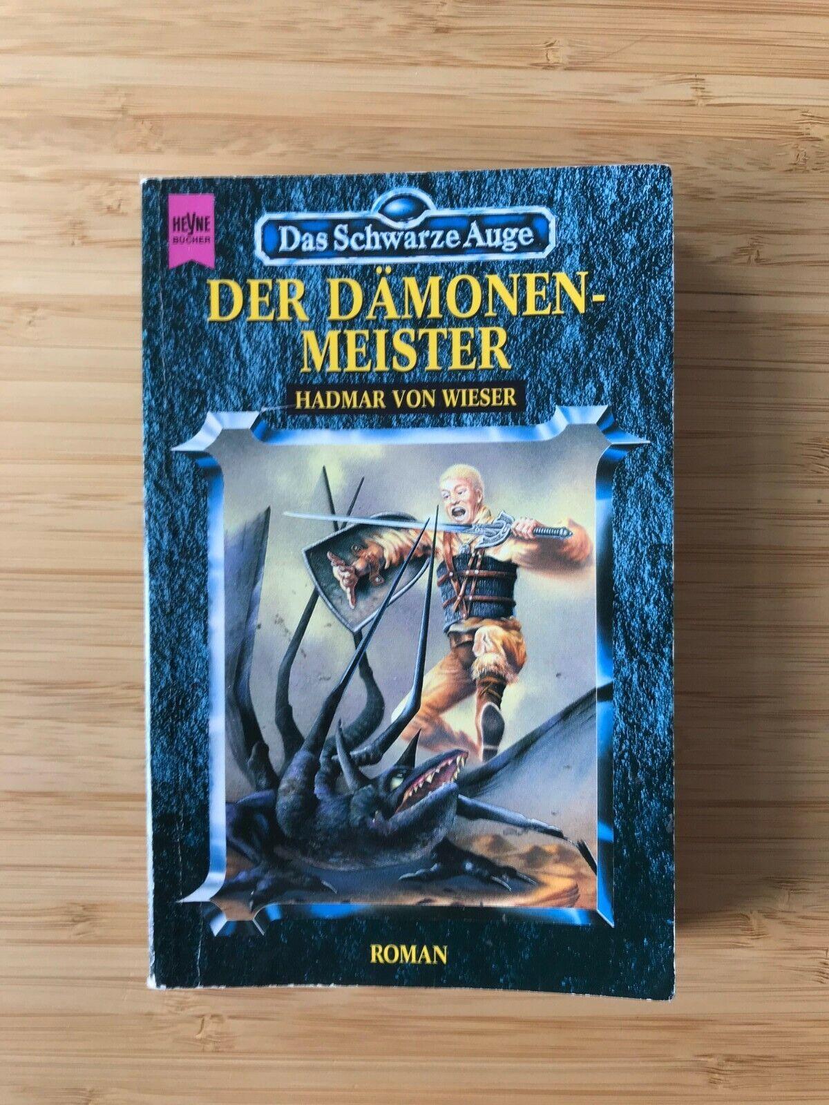 Das Schwarze Auge – Der Dämonenmeister – DSA Roman 38