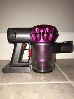 Dyson V6 Motorhead Cordless Vacuum Cleaner - Fuchsia