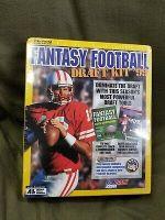 NEW 1999 Fantasy Football Draft Kit CD Rom Unopened Fanball