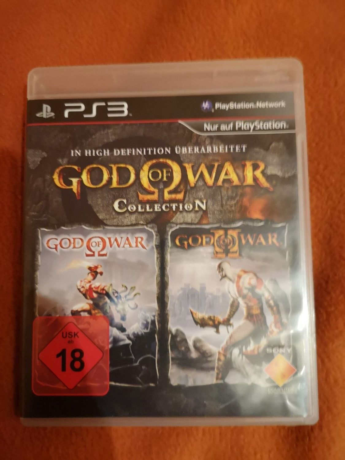 2 PS3 Spiele - God of War Collection - Sony PlayStation 3