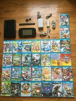 READ LISTING! Nintendo Wii U Deluxe 32GB Black System Console+CHOOSE 1 GAME USA