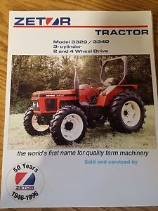 Zetor Tractor Parts | eBay