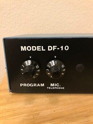 Vintage J W Davis Amplifier Model DF-10 - RARE!!