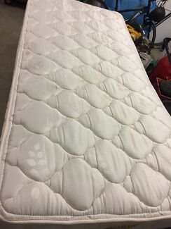 Single Mattress Suitable For Slat Bed