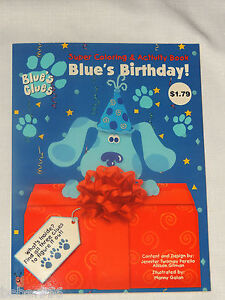 blues clues books ebay
