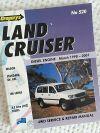 Land Cruiser Diesel Engine March 1998 - 2001 4WD Service & Repair Manual