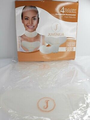 4 pack anti wrinkle chest pads for neck and chest wrinkle prevention*Read Please