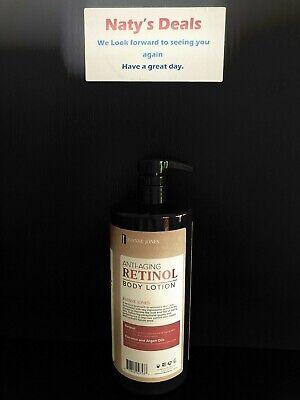 Joanne Jones Body care Anti-Aging Retinol Body Lotion 32 Fl oz