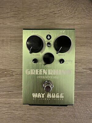 Way Huge Electronics Green Rhino Overdrive MK Il