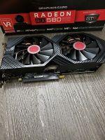 XFX AMD Radeon RX 580 Black Edition 8GB GDDR5 Graphics Card (RX-580P8DBDR)