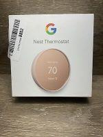 Google Nest Smart Thermostat - Sand
