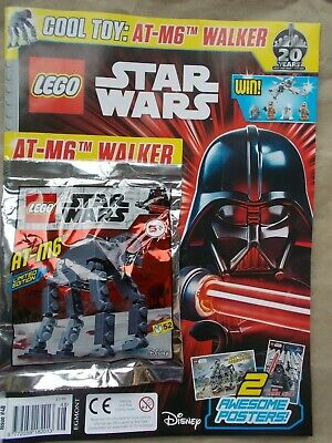At M6 Magazine Lego Star Wars 482019 Limited Edition