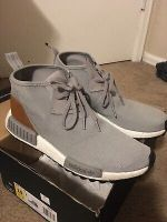 Adidas NMD C1 TR Grey Size 10