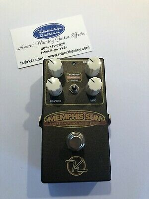 keeley memphis sun delay pedal