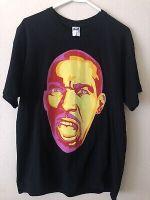 Men's Medium Charlie Murphy Acid Trip Tour 2012 Chappelle Show T Shirt, Rare