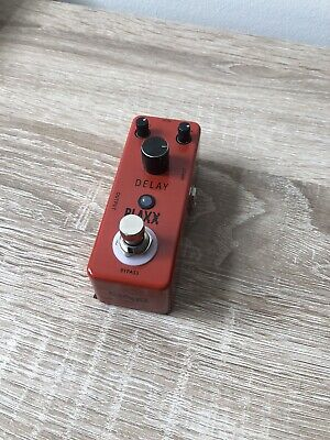 Blaxx Guitar Effects Pedals by Stagg Delay