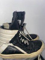 Rick Owens Geobasket Sneakers [WORN]