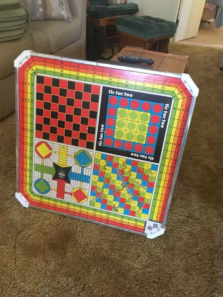 Vintage game board   Toys   Games   Red Deer   Kijiji Description  Great condition vintage game board