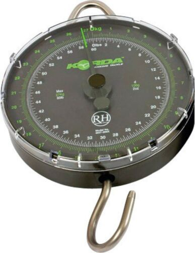 Korda-NEW-Limited-Edition-Carp-Fishing-and-Predator-Fishing-60lb-Dial-Scales