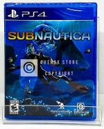 Subnautica - PS4 - Brand New | Factory Sealed