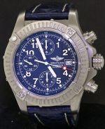 Breitling Avenger Men's Blue Watch - E13360