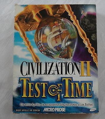 Civilization II - 2 - Test of Time für PC in OVP