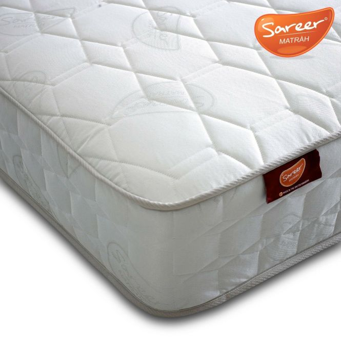 Sareer Mattress Open Coil Orthopaedic Memory Foam 3ft 4ft 6 5ft 6ft