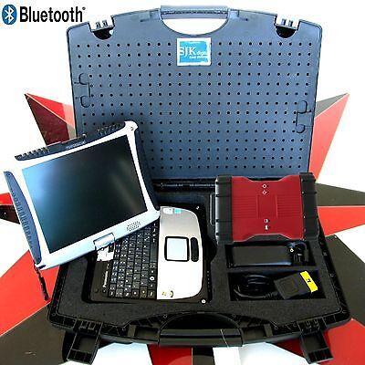 Profi Diagnose Laptop OBD  KFZ Universal fast alle PKW mit Tiefendiagnose TOP A